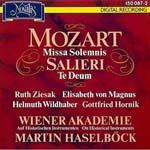Mozart, Wolfgang Amadeus 1992